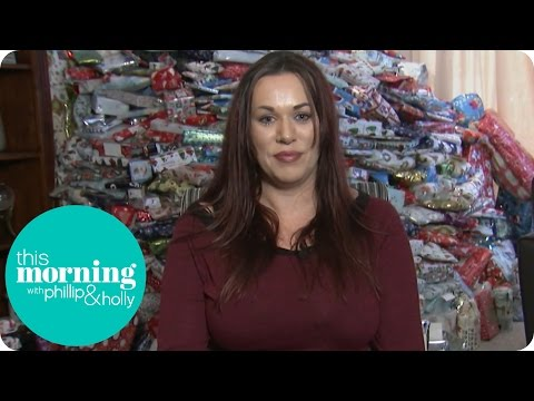 Mother Defends Spending £2,000 on Christmas Presents for Her Children | This Morning