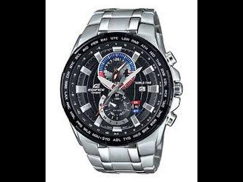 e3f831068faa Casio Edifice EFR-550 Chronograph F1 Red Bull Toro Rosso Racing Partner