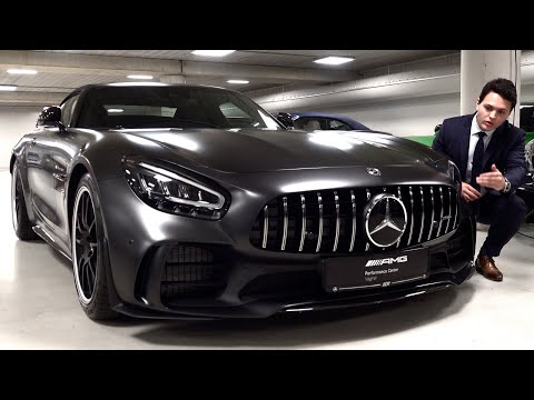 2020 Mercedes AMG GTR | FULL Review GT Roadster Pro Sound Exhaust Interior Exterior