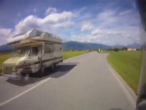 Motorcykles Trip off Slovakia ( Vysoké Tatry )