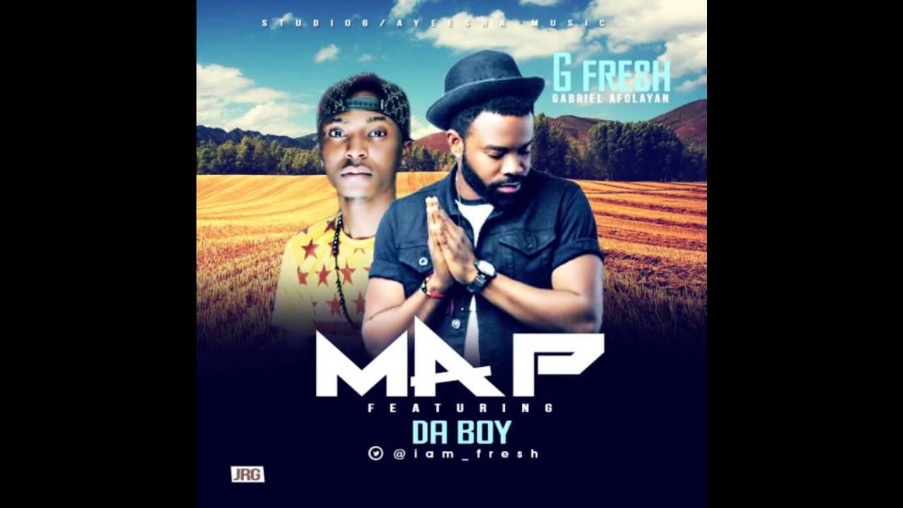 Download Gabriel Afolayan (G-Fresh) ft DaBoy - MAP