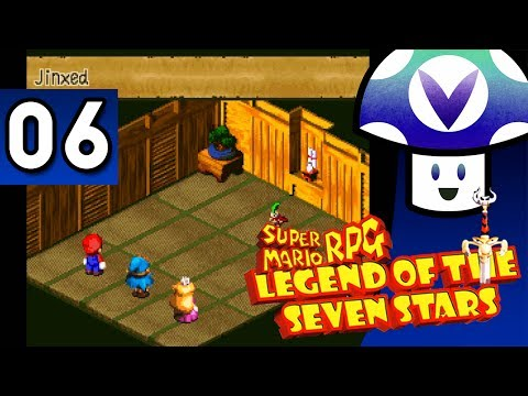 [Vinesauce] Vinny - Super Mario RPG: Legend of the Seven Stars (part 6)