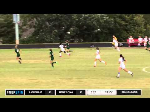 Big 4 Classic - Henry Clay vs South Oldham - Girls High School Soccer