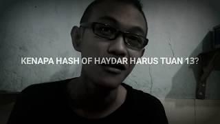 Gambar cover SICKNESSMP TENTANG HIPHOP INDONESIA DAN HASH OF HAYDAR