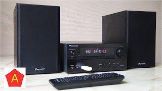 Pioneer X-HM15-K. Обзор Музыкального Центра / от Арстайл /