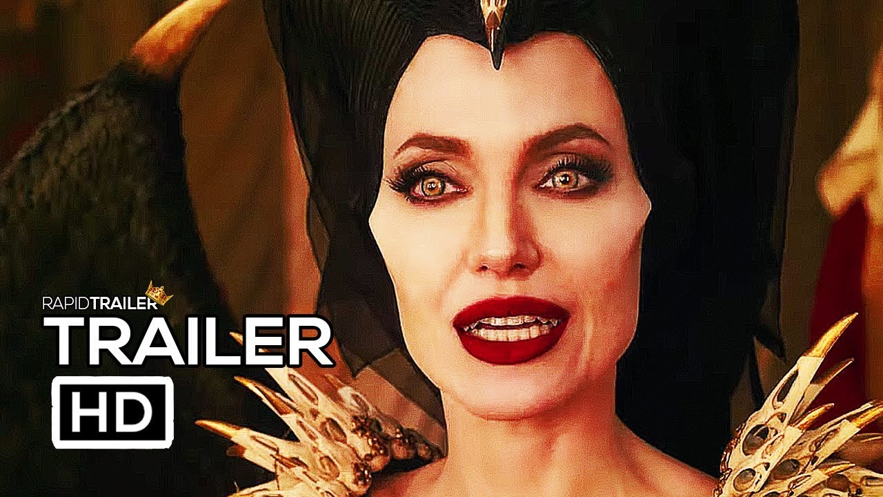 Maleficent 2 Mistress Of Evil Official Trailer 2019 Angelina Jolie Disney Movie Hd