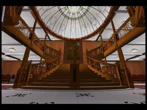 titanic grand staircase vi - photo #29