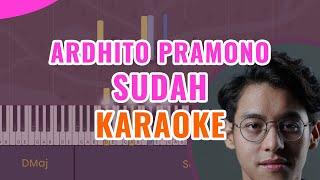 Download Ardhito Pramono - Sudah (Story of Kale) Piano Karaoke Instrumental - Chord Lyric Tutorial