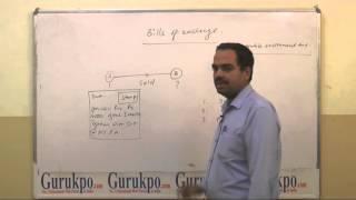 Bills of Exchange, BCom by Dr. B.N. Gaur, Biyani College, Jaipur
