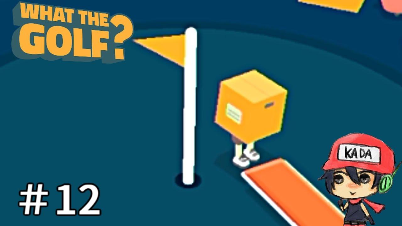 世界一バカゴルフ『WHAT THE GOLF?』#12