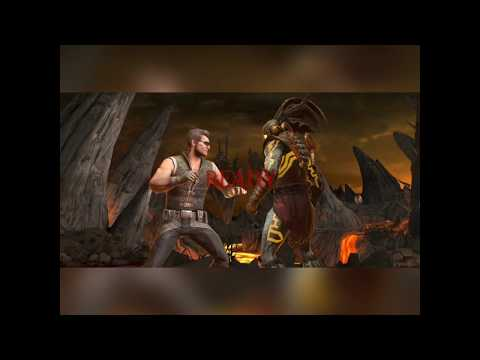 Mortal Kombat Mobile: Unlocking Fury Goro