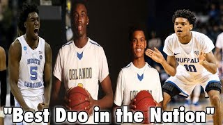 NASSIR LITTLE & RONALDO SEGU Were a Basketball Duo - Where Are They Now??