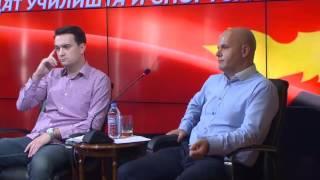Данев: ВМРО-ДПМНЕ го реши работниот статус на 9 илјади наставници и три пати ги зголеми платите