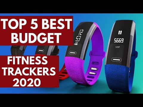 Top 5 Best Budget Fitness Trackers, Fitness Bracelets 2020