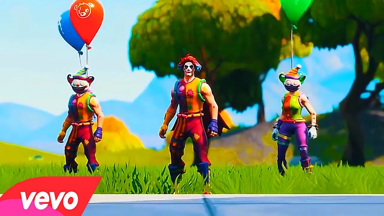 Download Sweet But Psycho - Fortnite Cinematic Music Video