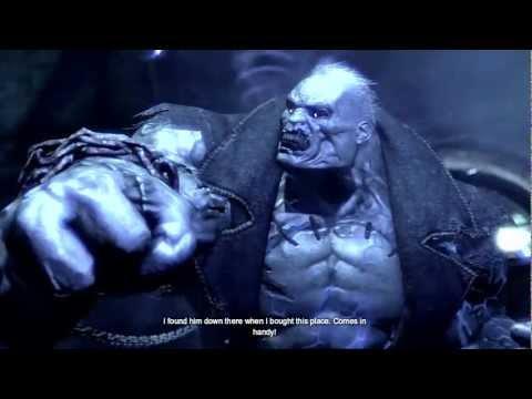 Batman Arkham City - SOLOMON GRUNDY - Walkthrough - Part 16 (Gameplay & Commentary) [360/PS3/PC]