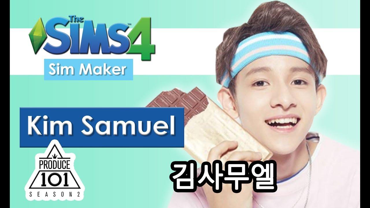 Kpop dating sim playlist maker