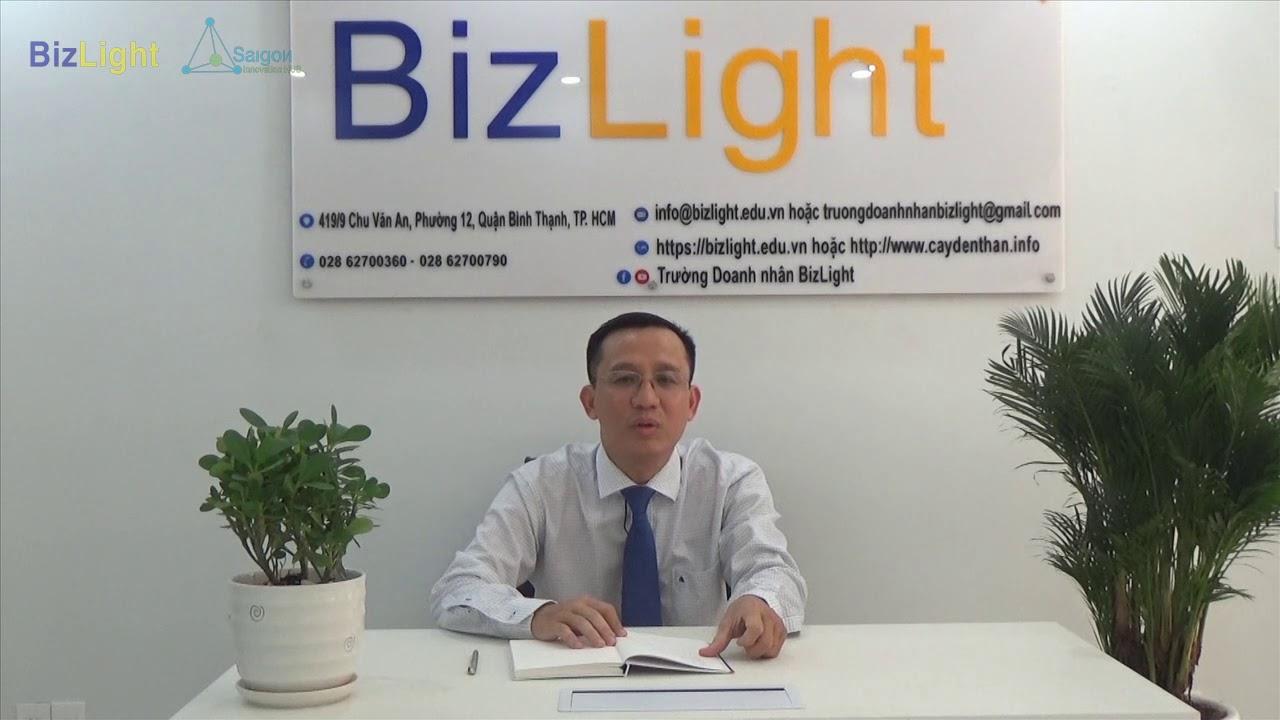 """Cách vượt qua """"nỗi đau"""" của doanh nghiệp startup – TS.LS Bùi Quang Tín"""
