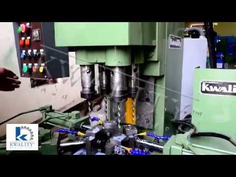 Multi Drilling   SPM   4 Drill Heads