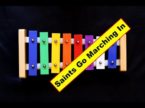 """When the Saints Go Marching In"" from Popular 8 Note Songs"
