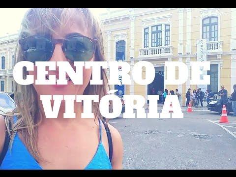Un paseo por el centro histórico de Vitória  (Espirito Santo)