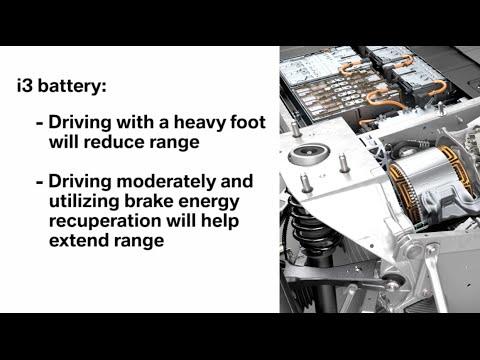 bmw i3 battery performance real world electric range. Black Bedroom Furniture Sets. Home Design Ideas