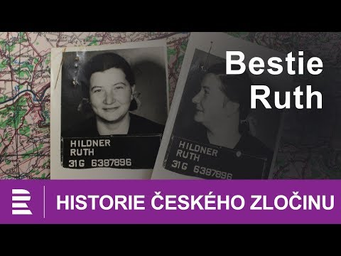 Historie českého zločinu: Bestie Ruth
