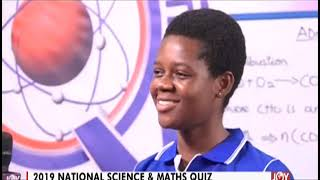 2019 National Science & Math Quiz - AM Show on JoyNews (18-6-19)