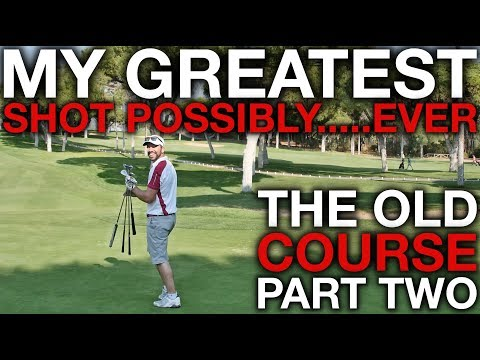 MY GREATEST SHOT POSSIBLY..EVER! The Old Course - Skins Match - Part Two