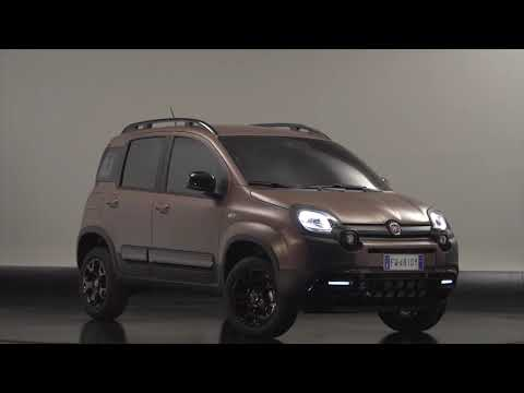 The new Fiat Panda Trussardi Design Preview