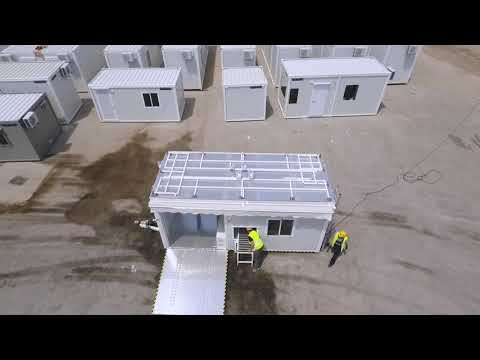 KMS BUILDINGS S.A. - ISOBOX - GREECE - Mobile Security Checkpoint