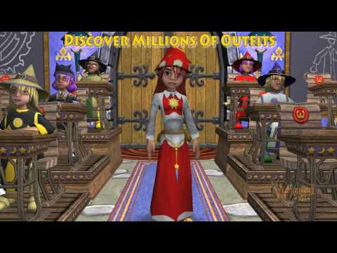 Customize your Wizard101 Character - Female - YouTube