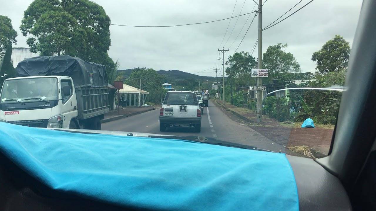 Эквадор.Галапагосы.Санта Круз.Путь на Балтру.Автобус или такси-это надо знать.Декабрь2017