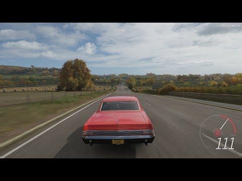 Forza Horizon 4 - 1965 Pontiac GTO Gameplay [4K] thumbnail