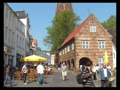 Flensburg bis Glücksburg-Juwelen an der Ostsee