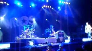 Strike Anywhere - Summerpunks (Wros Fest)