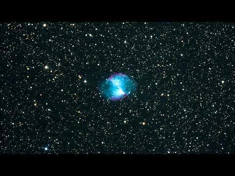 Classroom Aid – Dumbbell Nebula