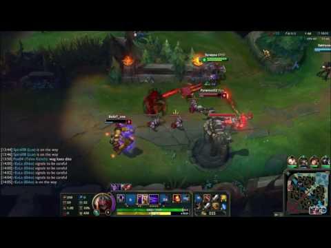 Lets Play League of Legends #1-Zed&Yas Montage