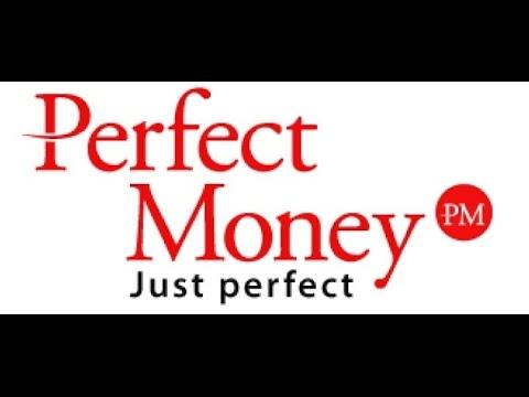 Как пополнить PerfectMoney
