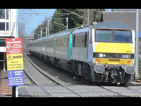 (HD) AGA Class 90s At Speed Compilation 2015
