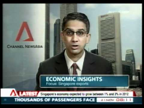 111121_Channel NewsAsia: Spire comments on Singapore's economy in 2012