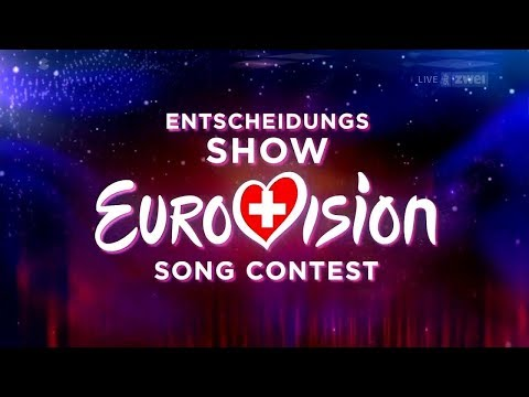 Eurovision 2017 | Switzerland  Preselection -Die entscheidungsshow 2017  | - MY TOP 6