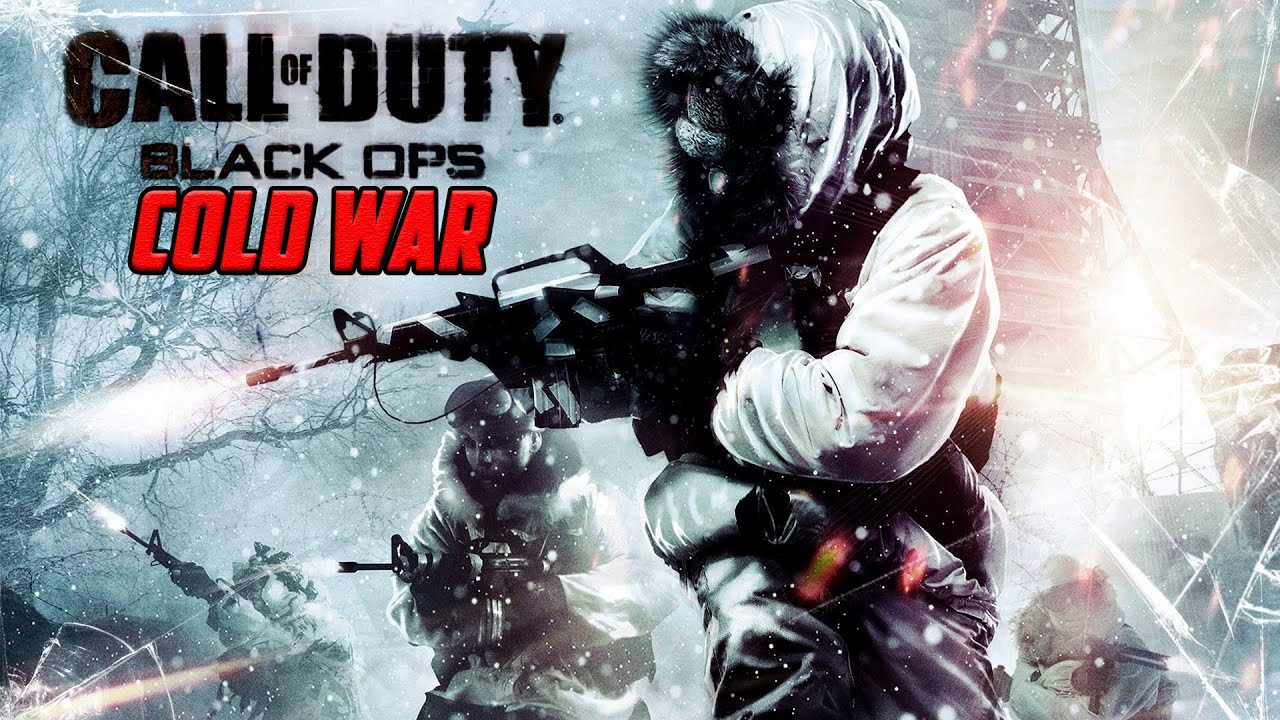 Call Of Duty Black Ops Cold War Cod 2020 Official Title Leaked