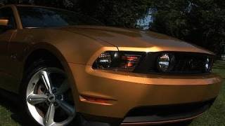 Roadfly.com - 2010 Ford Mustang GT Road Test and Review