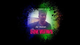 Ae Watan | Raazi | Arijit Singh | Cover By Ravi Mishra