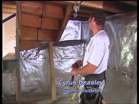 Completing the Basement Finishing System and Repairing the Basement Stairs