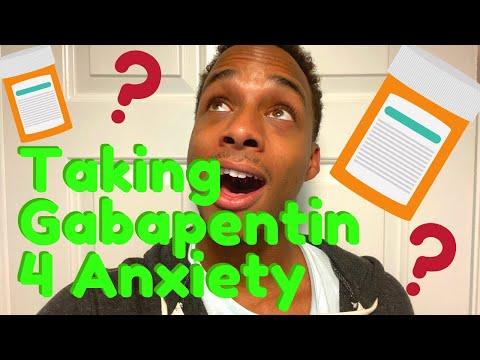Taking Gabapentin (Neurontin) For Anxiety & Bipolar Disorder