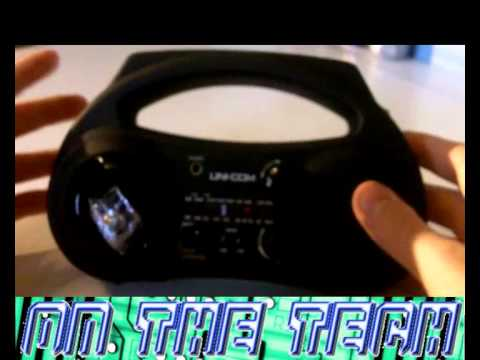 Review of Solar Powered Wind Up Radio with Torch by Uni-com