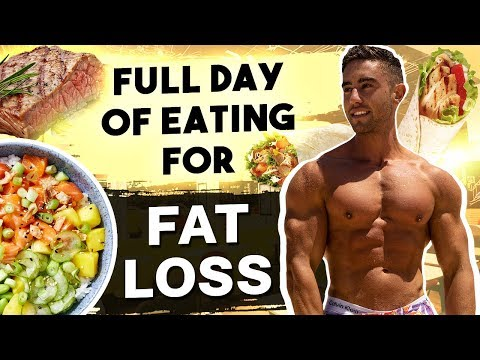 MY CUTTING DIET | Full Day of Eating | Zac Perna thumbnail