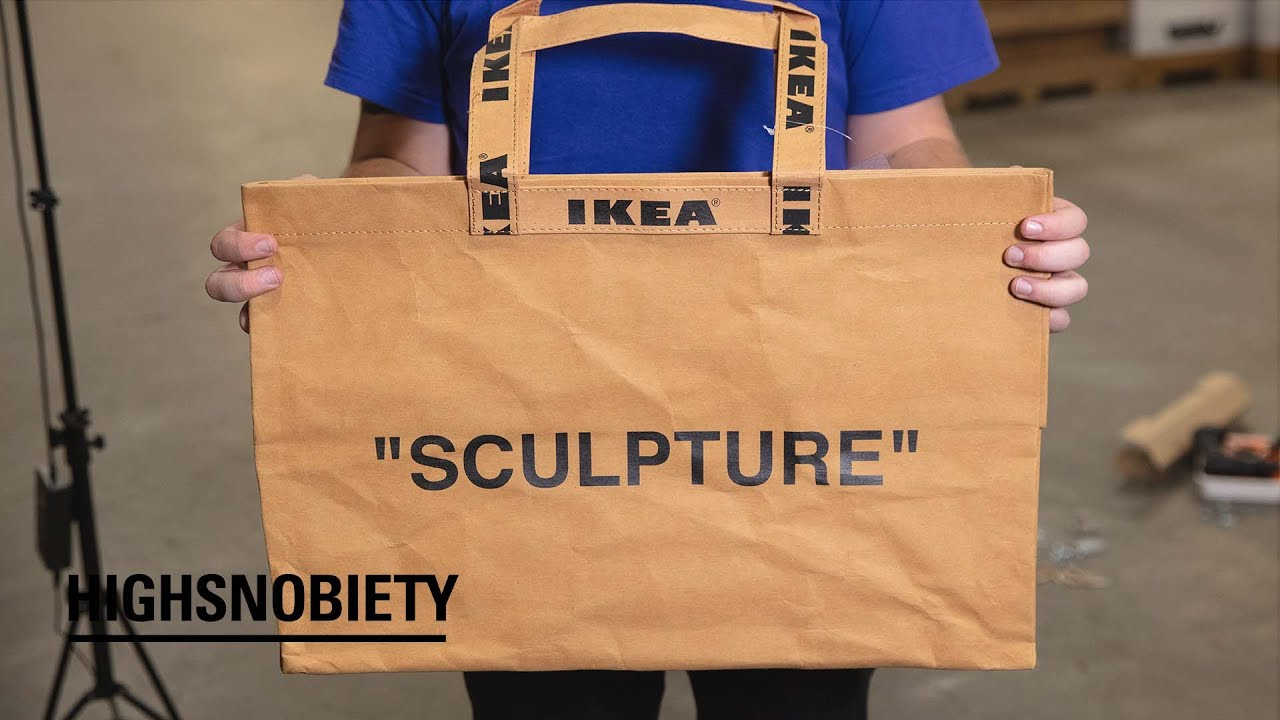 Two Guys Race To Build Ikea Furniture Win Virgil Ablohs Markerad Pieces